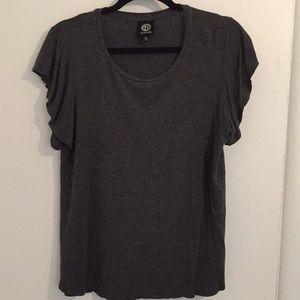 NWOT Flutter Sleeve T-shirt
